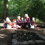 Outdoor play and the role of the adult (EYFS)