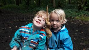 Home education forest school